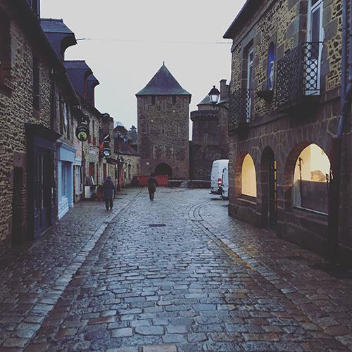 デコパージュスタッフのフランスの旅写真